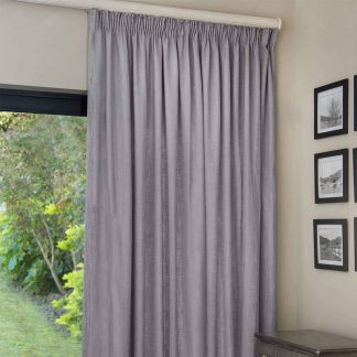 Taped Curtains